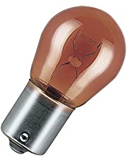 OSRAM 7507ULT-02B ULTRA LIFE, PY21W, bijzonder duurzaam, halogeen signaallamp, dubbele blister (2 lampen)