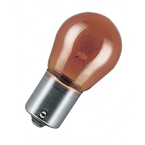Osram ULTRA LIFE PY21W Halogen-Signallampe, Blinklicht, 7507ULT-02B, 12V PKW, Doppelblister (2 Stück)