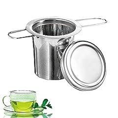 1 Stück Teesieb Edelstahl aus