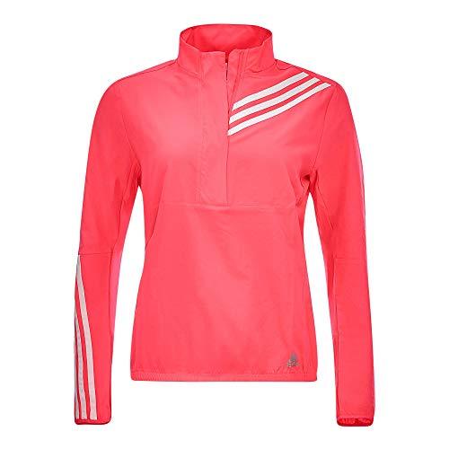 adidas Run It Jacket W Chaqueta, Mujer, rossen, 2XS