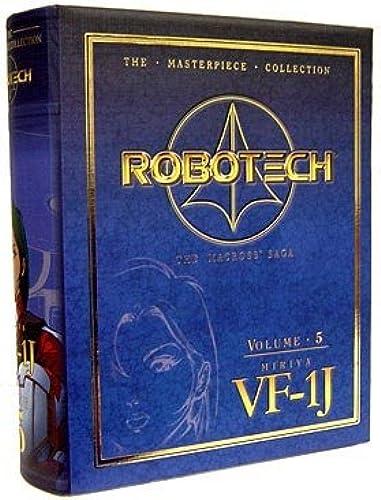 n ° 1 en línea Toynami Toynami Toynami Robotech Masterpiece Collection Vol 5 VF-1J Miriya  a precios asequibles