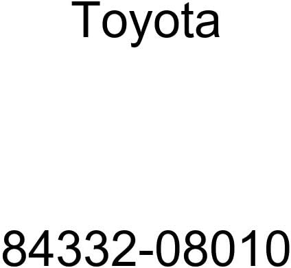 Toyota 84332-08010 Hazard Warning All items in the store Signal Max 83% OFF Assembly Switch