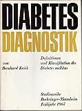 Diabetes Diagnostik - Bernhard Knick