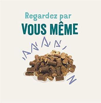 Edgard & Cooper Friandises Recompense Chien Naturelles sans Cereales, Sachet de Poche Boeuf Frais 50g, Snack Savoureux pour Le récompenser
