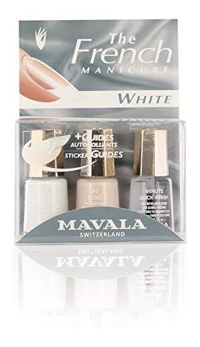 Mavala die Französische Maniküre, weiß