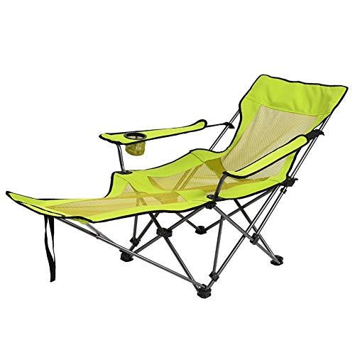 Porta Einstellbare Deluxe Folding Sonnenliege Garten Lehnstuhl Fischen-Stuhl Ineinander greifen-Gaze Folding Beach Chair Zero Gravity Lehnstuhl - Sitzen Zwei-Benutzer außerhalb Lehnstuhl.