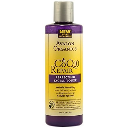 Avalon Organics CoQ10 Perfecting Facial Toner All Skin Types