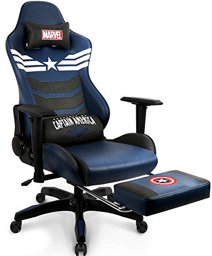 Marvel Avengers Gaming Chair Desk Office Computer Racing Chairs -...