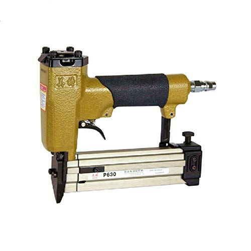 meite P630C 23 Gauge 3/8-Inch to 1-3/16-Inch Length Pneumatic Micro Pin Nailer for Upholstery
