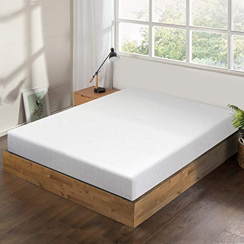 Best Price Mattress 7 Inch Cooling Gel Memory Foam Mattress, Pressure Relieving, Bed-in-a-Box, CertiPUR-US Certified, Twin