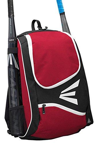 Easton E50BP - Mochila para murciélago, Color Rojo
