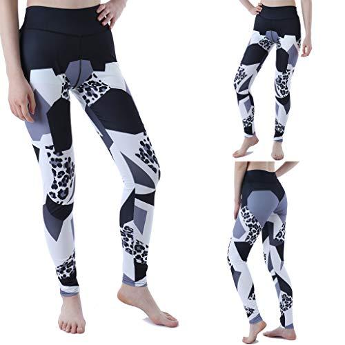 Leggins mujer fitness push up Pantalones de yoga mujer Polainas Deportivas Mujer alta cintura deportes gimnasio yoga Running fitness polainas pantalones ropa de entrenamiento Mujer Pantalones Deporte