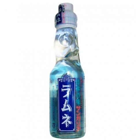 Ramune Japanische Limonade / Erfrischungsgetränk: Sangaria 200 ml