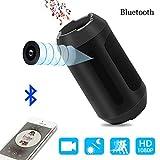 Cámara Espía,1080p Bocina Bluetooth Cámara Oculta Nanny Cam...