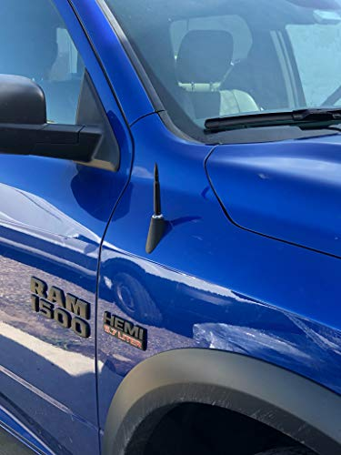 Bullet Style Antenna Mast for Dodge RAM 1500 2009-2019