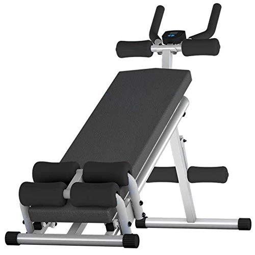 Banco de pesas para ejercicios de levantamiento Pérdida de peso de las heces banco de peso ajustable for el hogar Belleza de la cintura de la máquina abdominal equipo de la aptitud del equipo de ejerc
