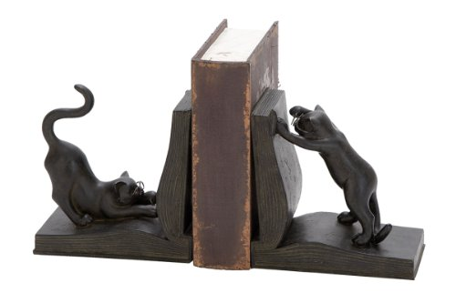 Polystone Cat Bookend Pair for Books Lovers44690