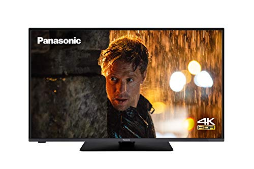 Panasonic TX-50HXW584 4K UHD LED-TV (Fernseher 50 Zoll / 126 cm, HDR, Triple Tuner, Smart TV), schwarz