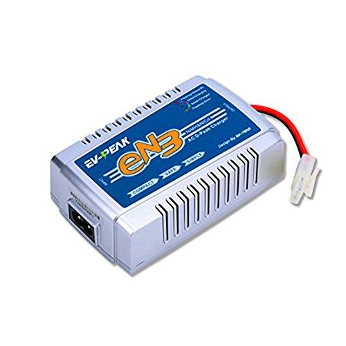 EV-PEAK EN3 35W 3A AC Input 100V-240V 1-8s NiMH NiCD Battery Charger