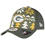 New Era Christmas Jumper Trucker Cap - NFL Green Bay Packers -