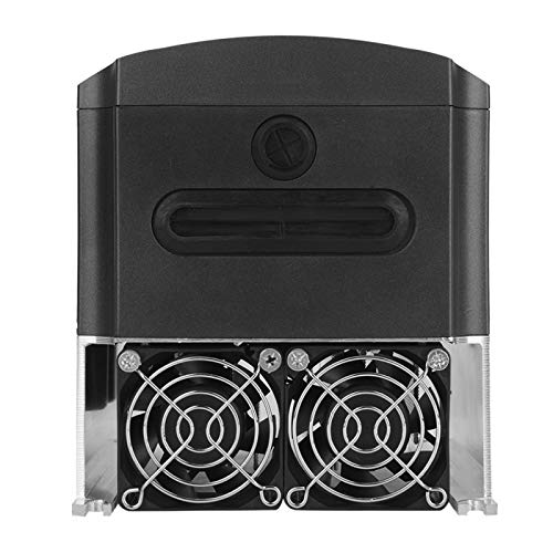 Controlador de frecuencia VFD de entrada monofásico de 220 V para equipos de máquinas