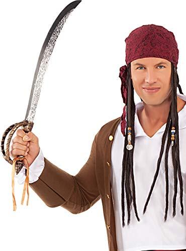 Funidelia | Espada Pirata para Hombre y Mujer ▶ Corsario,