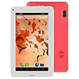Wenzerui Android 4.2 (bkue) Tablet PC 8.0 inch, 2G Phone Call (Color : Red)