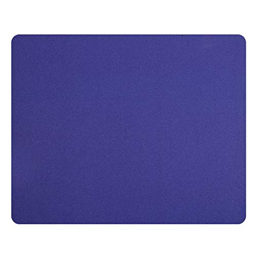 Gaming Mouse Pad Carbon Fiber Surface Gaming Mat Mouse Mat for Game/ Office/ Home/ Work (Royal Blue, 10 1/4x8 1/4x3/32 inch)