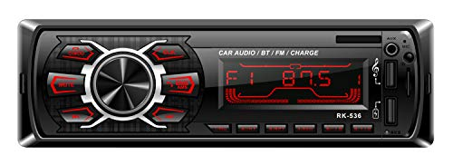 "7/"" MP5 Player Autoradio TF//FM Estéreo Bluetooth Reproductor FM SD USB AUX-in ES"