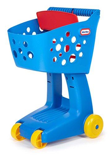 Carro Supermercado Azul Little Tikes Little Tikes Azul