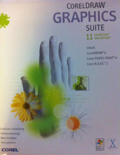 Corel Draw Graphics Suite 11