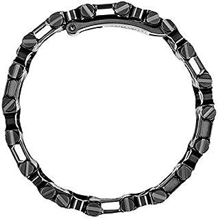 Leatherman Tread Bracelet Link Multi Tool, Black Peg