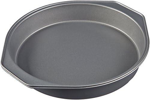 Amazon.com: Amazon Basics Nonstick Round Baking Cake Pan, 9 Inch, Set of 2:  Kitchen & Dining