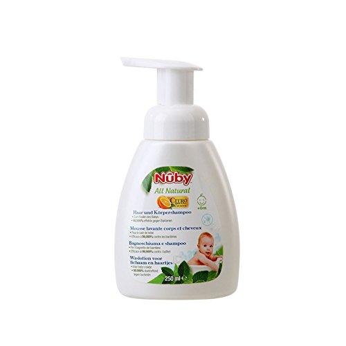Nuby CG14025 Citroganix Bagno Schiuma & Shampoo
