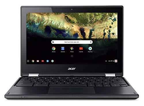 Acer Chromebook R 11 Convertible Laptop, Celeron N3060, 11.6