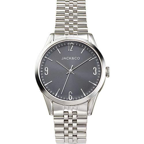 orologio solo tempo uomo Jack&co Classic casual cod. JW0177M4