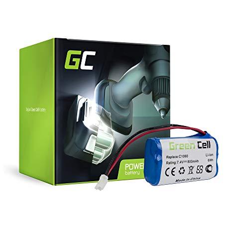 GC® (0.8Ah 7.4V Li-Ion cellules) 01866-00.600.02 Batterie pour Gardena C 1060 Plus Solar 1815-20 1815-U 1864-29 1864-U 1866-29 1866-U Outillage électroportatif