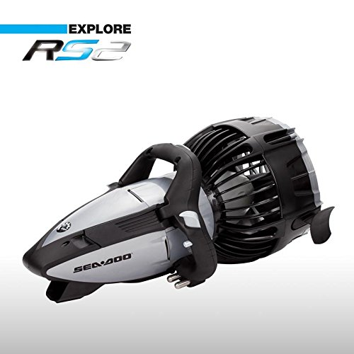 SeaDoo Tauchscooter RS2, black-grey, SD15002