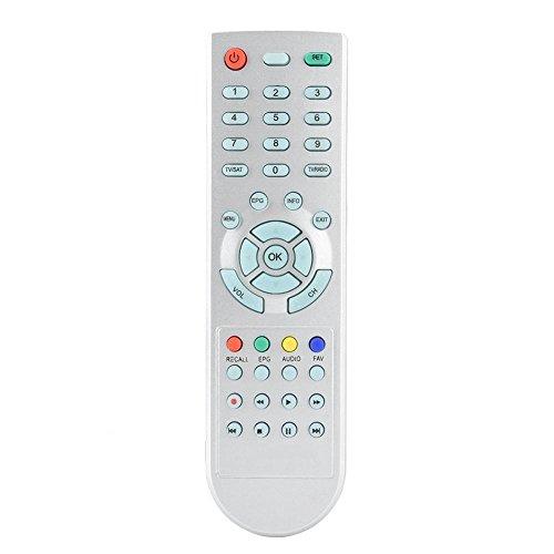 Bewinner Smart-TV-Fernbedienung für Satellitenempfänger, SAT-Satellitenempfänger-Universalfernbedienung, 8-m-Fernsteuerung