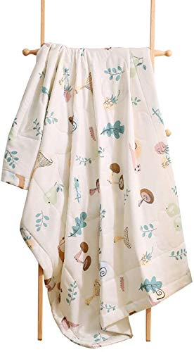 Aaedrag Hohe Qualität Summer Cool Quilt, Kinder Quilt Sommer-dünne Steppdecke, Kindergarten Nap Cartoon Klimaanlage Quilt