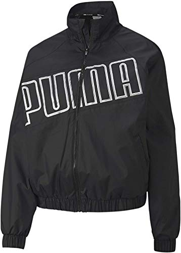 PUMA Feel It Damen Training Gewebter Windbreaker Puma Black M
