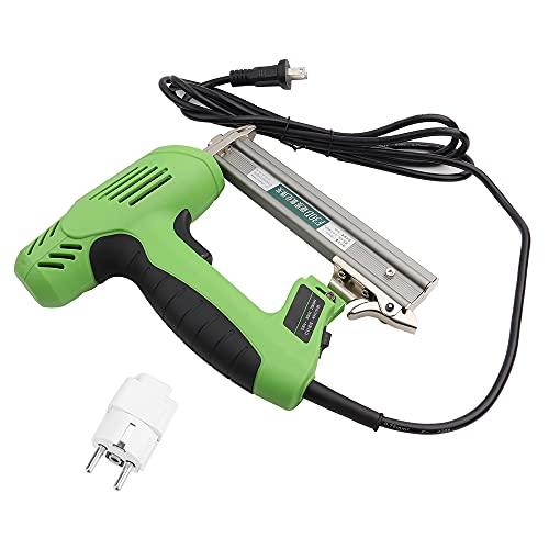 Clavadora eléctrica EU Plug F30 Herramienta de clavado manual para muebles Ventana Herramienta de clavo de cuero para carpintería