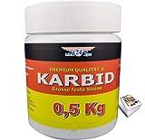 bri'X24T'you® KARBID**NEU** 0,500KG +Premium KARBID (AGRAR1Abfl.Ql.Rg.180719K 22-34) Alt Bewährt...