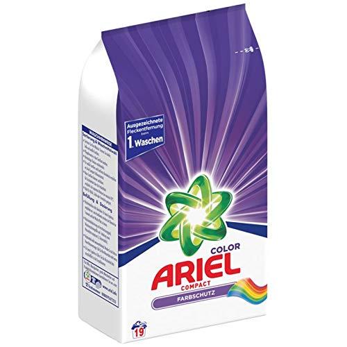 ARIEL Compact Waschpulver Color, 19 WL, 1,425 kg