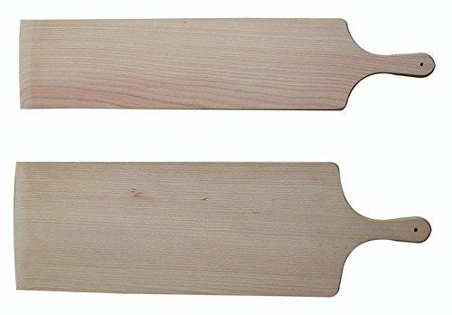 Handschießer, Brötchenschießer aus Buchenholz, Größe:18x50 cm