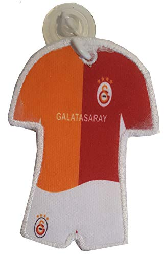 Galatasaray Istanbul - Mini Trikot für PKW Auto mit Saugnapf - Cubuklu