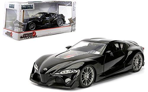 Jada 1:24 W/B - Metals - JDM Tuners - Toyota FT-1 Concept (Black)