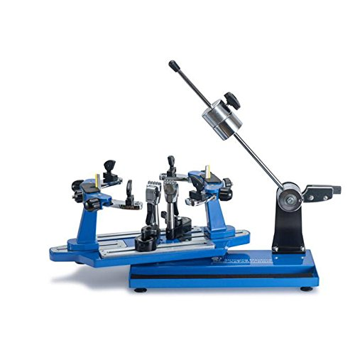 TECHTONGDA Tennis Stringing Machine Blue Stringing Tools Tennis Accessories & Equipment Best Stringing Consistency(300039)