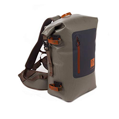 FishPond Wind River Roll-Top Backpack, Shale