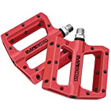 Imrider Lightweight Polyamide Bike Pedals for BMX Road MTB Bicycle